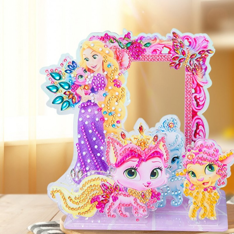 5D DIY Cartoon Princess R...