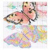 Butterfly Forest(47*32CM)- Cross Stitch